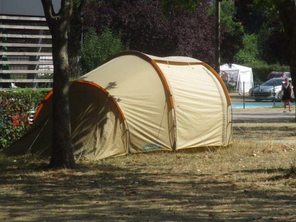 Camping ...après confinement .