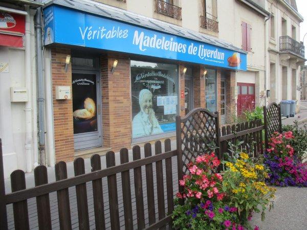 Liverdun : Histoire de madeleines ( I I ) .