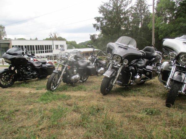 Liverdun : Rendez-vous des motards .