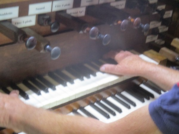 Liverdun : Musique d'orgue .