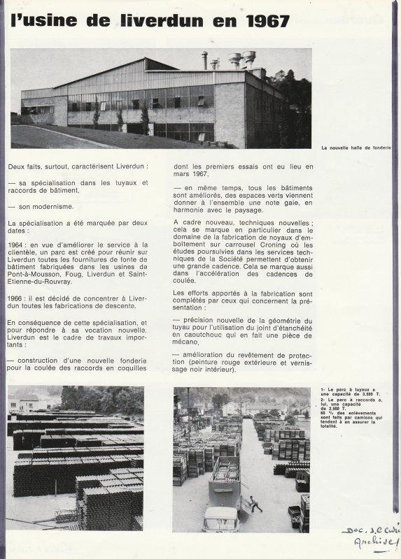 Liverdun : leur histoire ( IX)