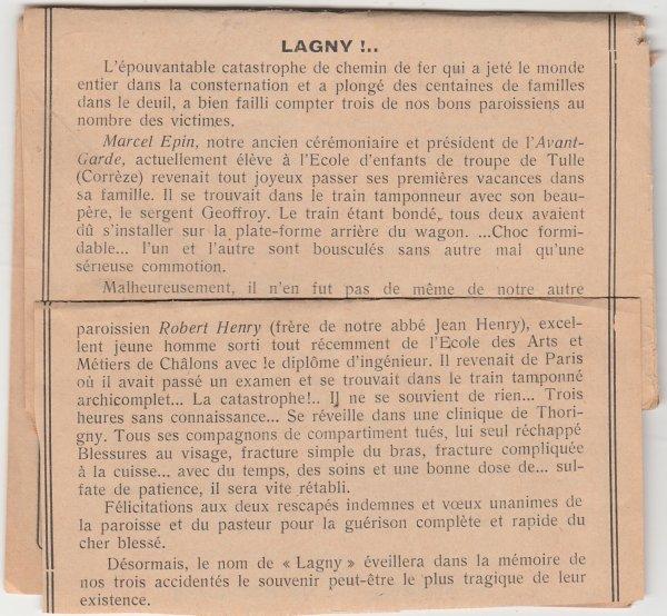 Liverdun : leur histoire. ( X ) .