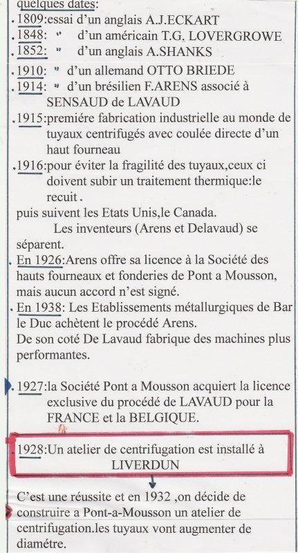 Liverdun : histoire d' une idée .