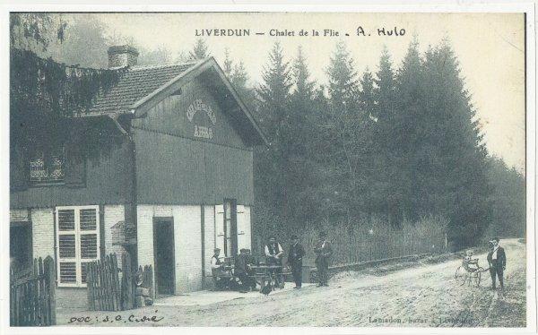 """Liverdun :  le """"  petit mystère """"  Hulo ."""