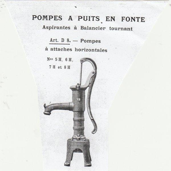 Liverdun : histoire de pompes .