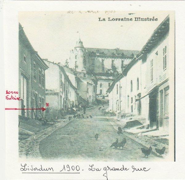 Liverdun : Histoire d'eau  ( I I )