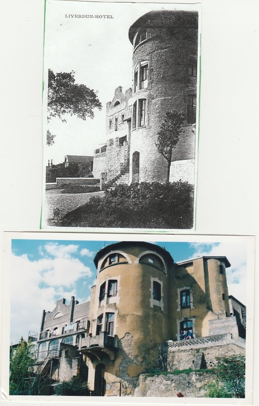 Liverdun - Hôtel .