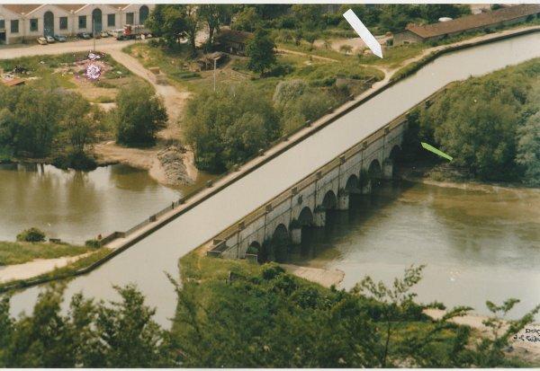 Liverdun : le pont romain ( I I )
