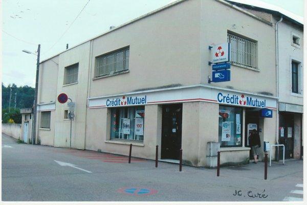 La Rue du Tir .