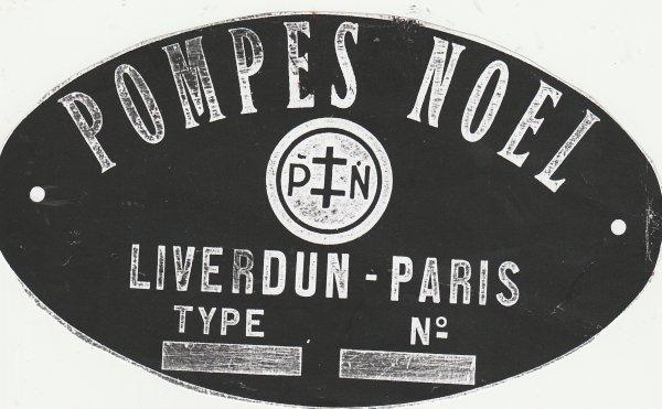 """La pompe  """" mystérieuse """" ..."""