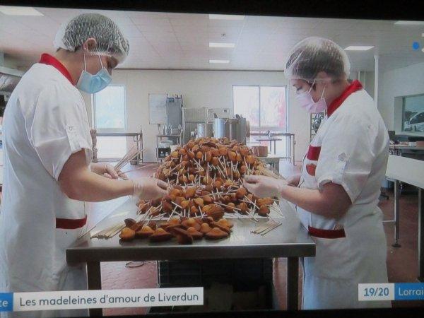 Liverdun : la madeleine d'amour