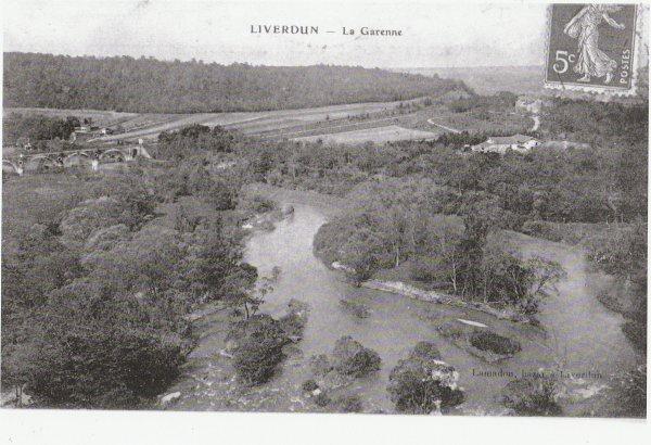 Liverdun : images d'hier  et d'aujourd'hui.