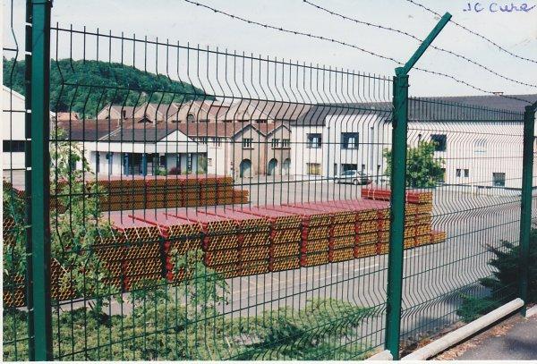 Réhabilitation du site St Gobain -PAM .