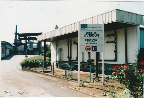 Site Pompes Noël - St Gobain - PAM.