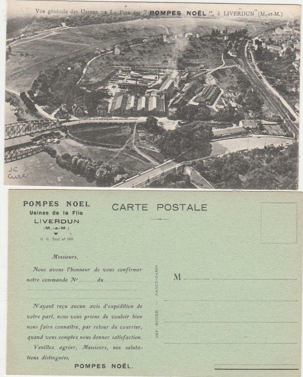 Site  St Gobain - Pompes Noël .