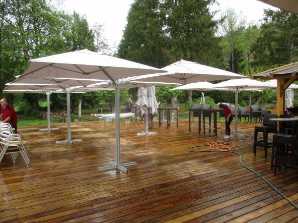 """Liverdun : Restaurant """" Mamos -Val Fleuri """" paré pour la réouverture ."""