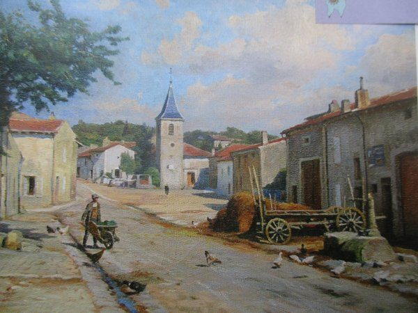 Exposition : Alfred Renaudin  ( I I )