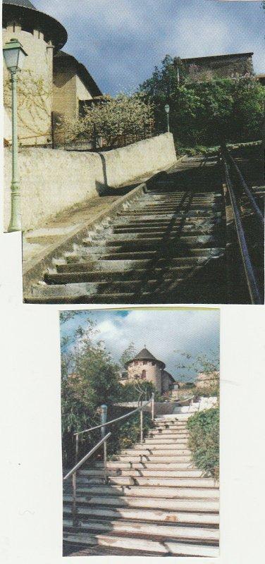 Liverdun : Images d'hier et d'aujourd'hui .