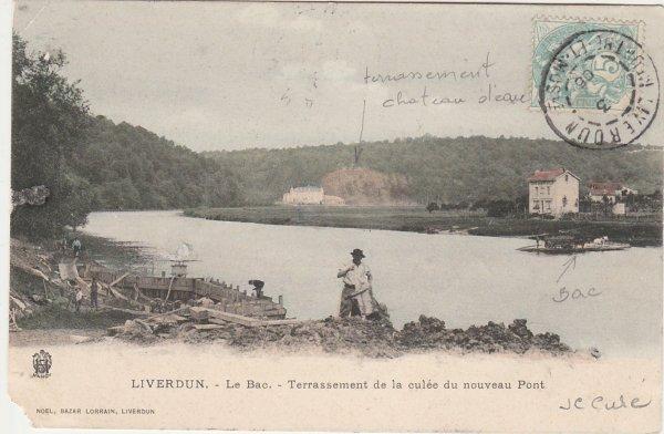 Liverdun : La Flie  ( I I )