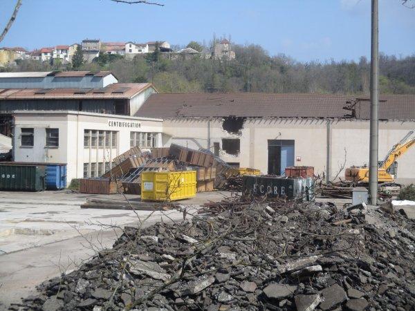 Site St Gobain - Juin 2021 .