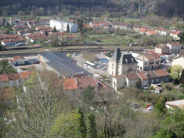 Liverdun : HLM régions Nord et Est .