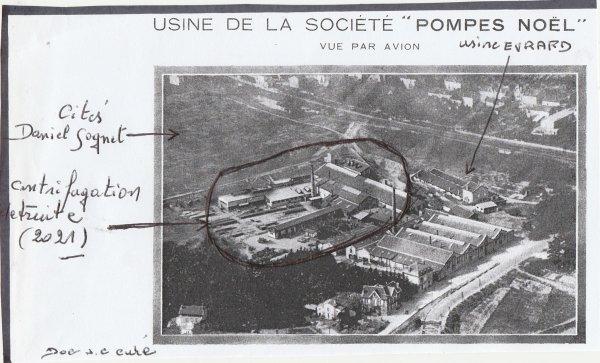 Liverdun : Site St Gobain PAM . (suite - juillet 2021 ) .