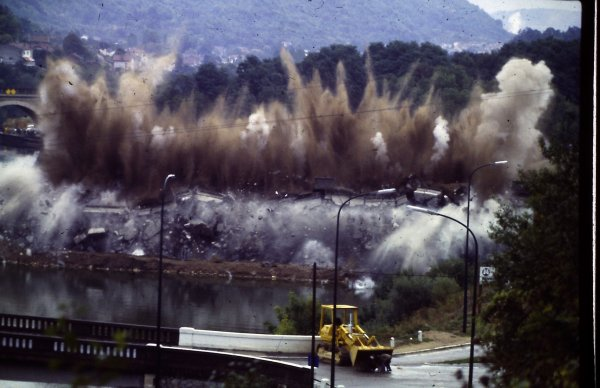 Liverdun : juillet 78  : la fin de la grande époque.