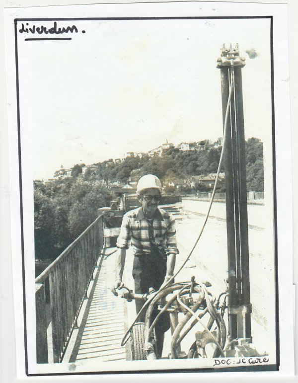 Liverdun :   c'était  le pont canal liverdunois ...( I I ) .