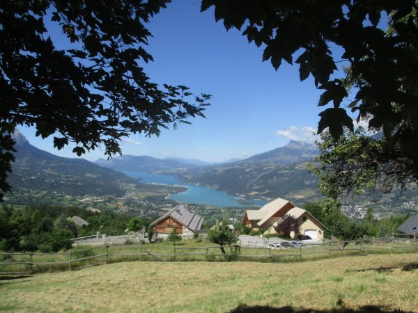 Escapade dans les Hautes Alpes .