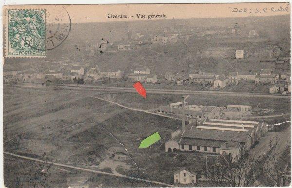Site St Gobain : Réhabilitation.