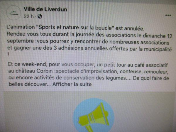 """Les """"échos de la cité des madeleines """" ."""