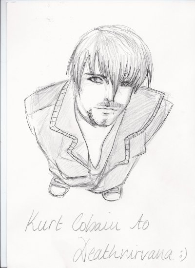 TO DEATH-NIRVANA!!! Here's Kurt ;) THank you for being patient. I'm sorry to have been long.
