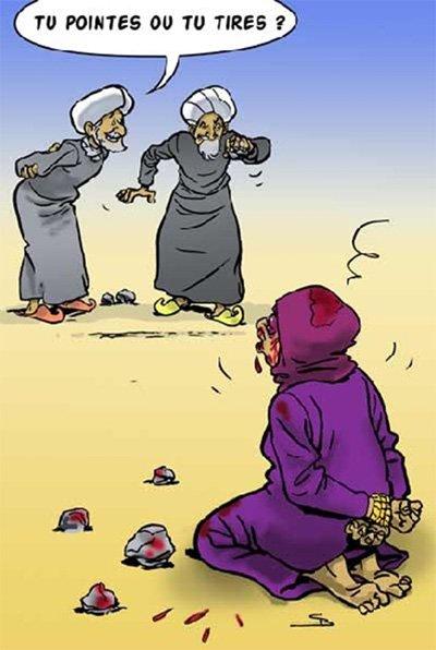 Sakineh, la défendre ou pas?
