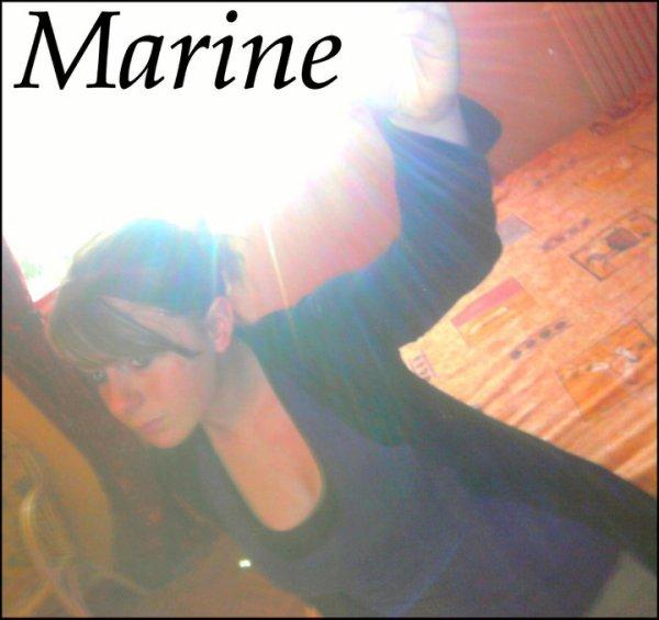 ~ Mαriηe ♥