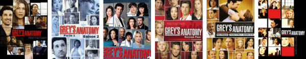 PrettyxThem → Article o2 : -Grey's Anatomy | Créations | Newletter |   Others | Others | Music | PrettyxThem