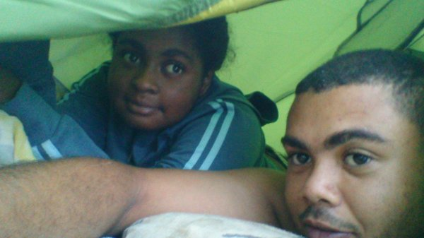 En mode camping à Ste Rose