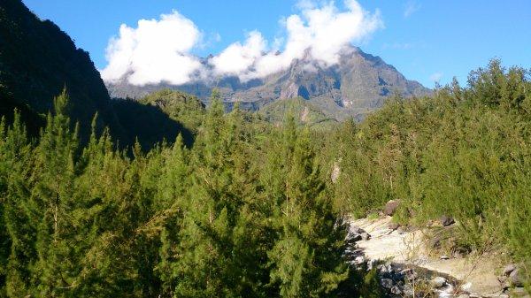 En exploration de la Réunion
