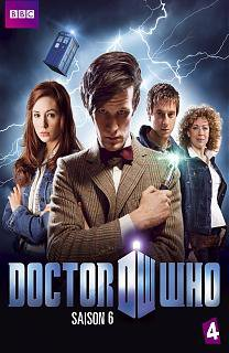 Doctor Who sortie en DVD le 5 novembre 2012