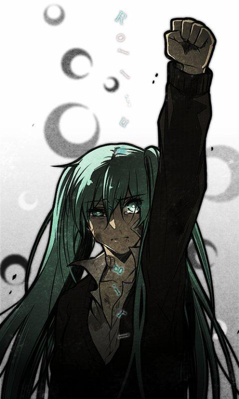 MIku Hatsune - Rolling Girl