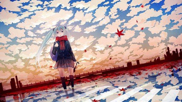 Miku Hatsune - Cold Leaf