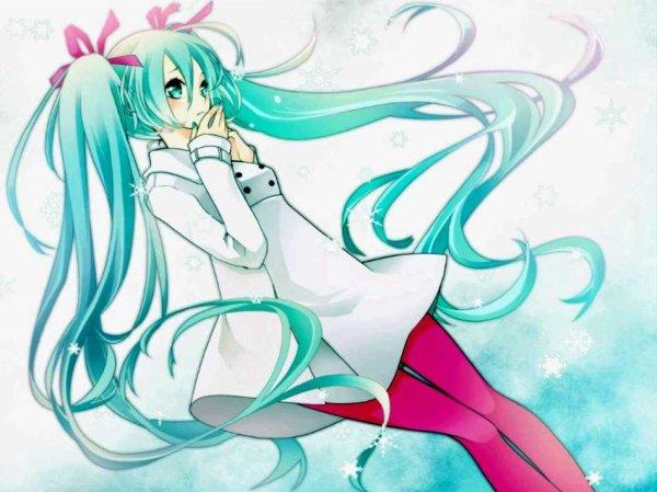 Miku Hatsune - Everwhite