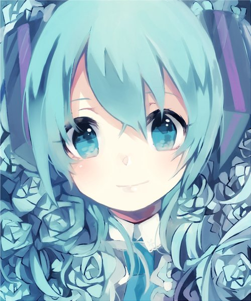 Hatsune Miku - Don't Look at Me in That Way