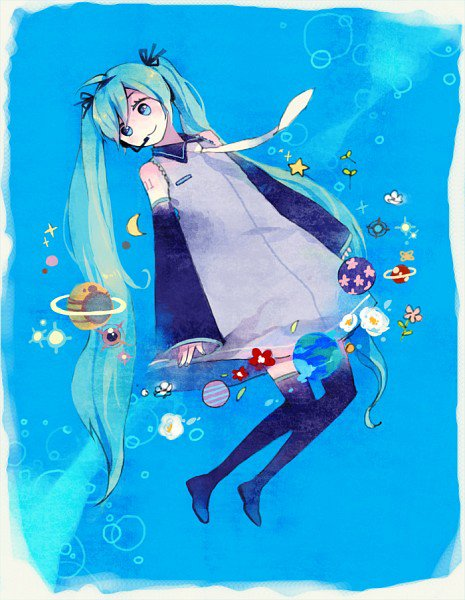 Miku Hatsune Append - Prismatic Love