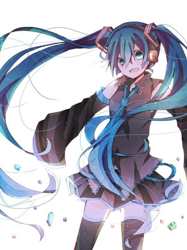 Miku Hatsune - Memory (Aerial Flow Remix)