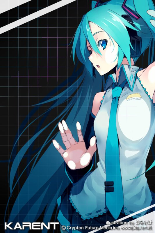 Miku Hatsune - Lost Key