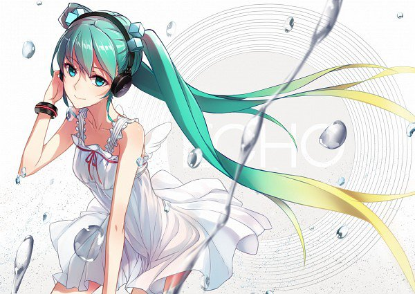 Miku Hatsune - Link Sync World