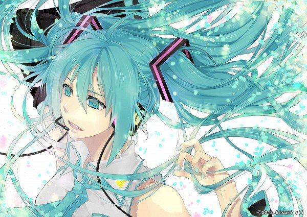 Miku Hatsune - Blank