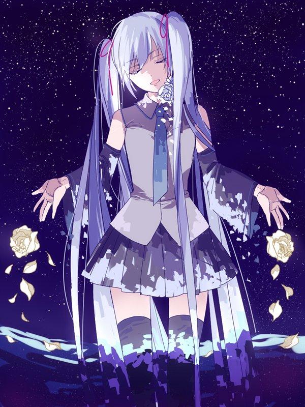 Miku Hatsune - Empty Sky