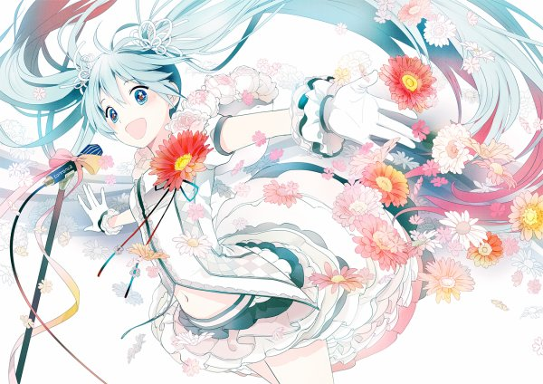 Miku Hatsune Append - Rainy Reincarnation