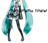 Miku Hatsune - Aerodynamic Floater